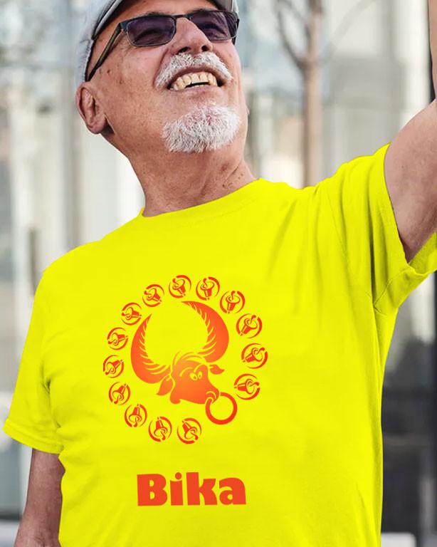 Bika horoszkóp póló