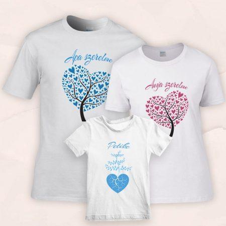 Anya és Apa szerelme póló szett