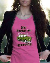 Trabant NŐI póló