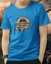 A legjobb traktoros, limitált kiadás póló