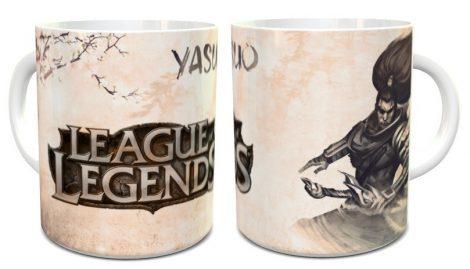 League of Legends bögre