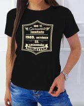 Garantált minőség 100% NŐI póló