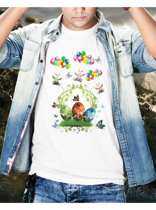 Kellemes húsvéti ünnepeket póló
