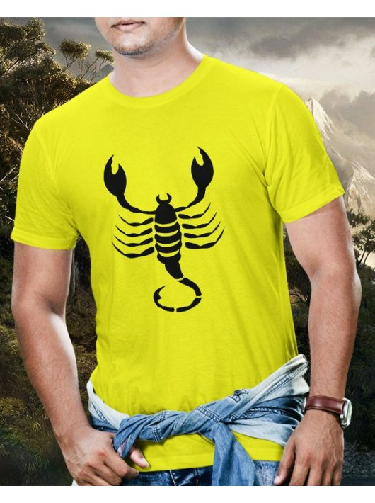 Skorpió póló