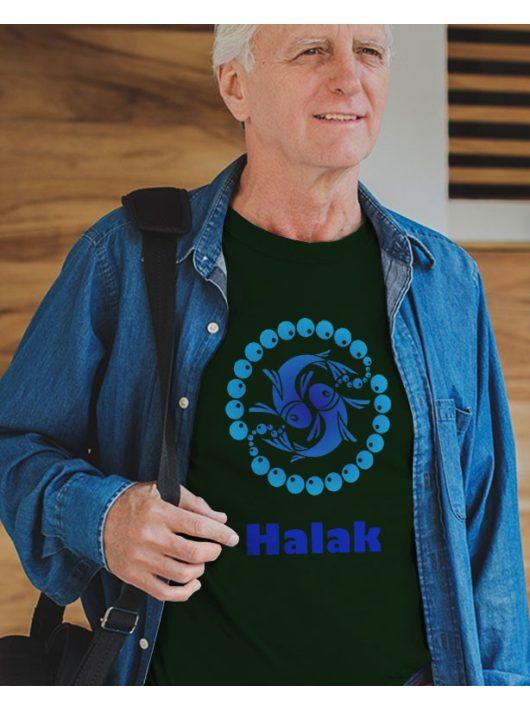 Halak horoszkóp póló