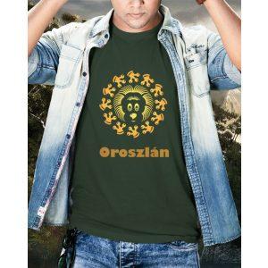 Oroszlán horoszkóp póló