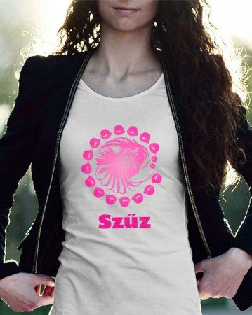 Szűz horoszkóp NŐI póló