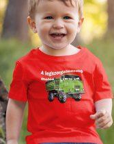 A legszorgalmasabb melós IFA L60 gyerek póló