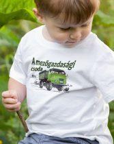 A mezőgazdasái csoda IFA L60 gyerek póló