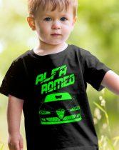 Alfa Romeo gyerek póló