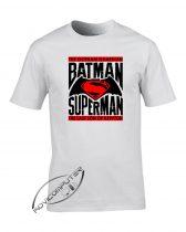 Batman és Superman póló