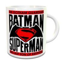 Batman és Superman bögre