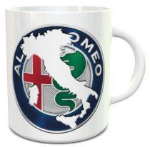 Alfa Romeo logo bögre