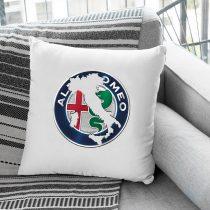 Alfa Romeo logo párna
