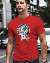Alfa Romeo unikornis póló