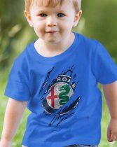 Alfa Romeo ripped gyerek póló