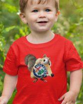 Alfa Romeo Scrat gyerek póló