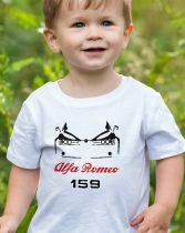Alfa Romeo 159 gyerek póló