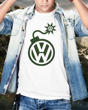 Volkswagen bomb póló
