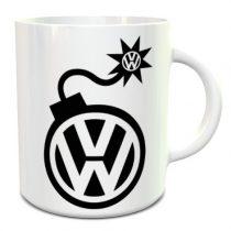 Volkswagen bomb bögre