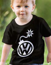 Volkswagen bomb gyerek póló