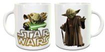 Star Wars yoda bögre