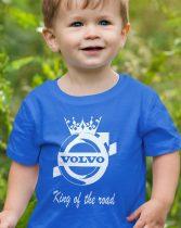 VOLVO King of the road gyerek póló