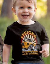 Az egyetlen dolog ami erősebb a szerelemnél RÁBA gyerek póló