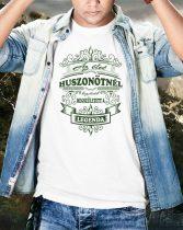 Az élet tizennyolcnál kezdődik megszületett a legenda póló