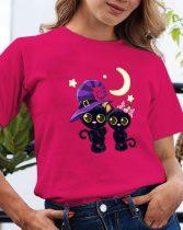 Halloween Cats póló
