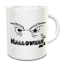 Halloween Night bögre