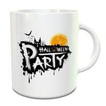 Halloween Party bögre