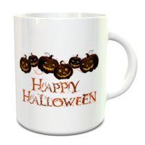 Happy Halloween bögre