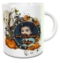 Halloween Pumpkin bögre