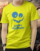 Happy Halloween Pumpkin Smile póló