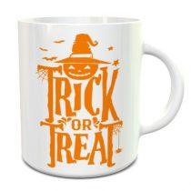 Happy Halloween Trick or Treat 2 bögre