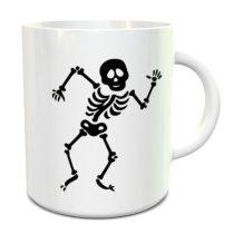Skeleton bögre