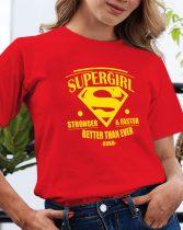 Supergirl póló
