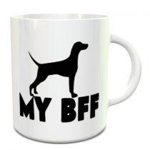 My BFF bögre