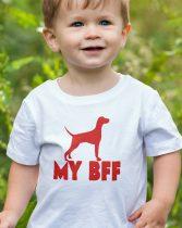 My BFF gyerek póló