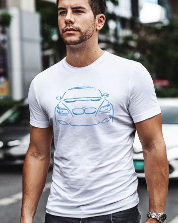 BMW M5 póló