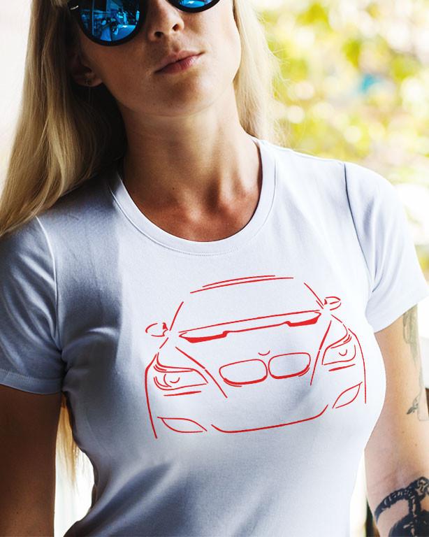 96f4d0cf8f BMW M5 NŐI póló - Fényképes, feliratos póló (férfi, női ...
