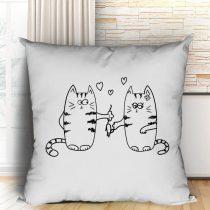 Doodle Cats párna