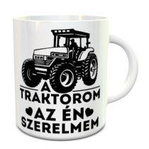 Traktoros bögre -A traktorom a szerelmem