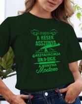 A kések asszonya póló