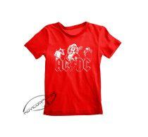 AC/DC gyerek póló