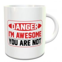 Danger i'm awesome you are not bögre