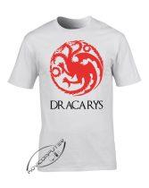 Trónok harca -Dracarys póló