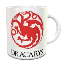 Trónok harca -Dracarys bögre