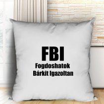 FBI párna